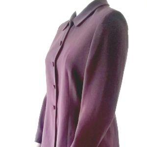 Jones New York Women's 2-piece Skirt Suit Sz 14